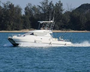 Bobcat Power Catamaran 43