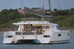 Fountaine Pajot Sailing 50 Saba 980
