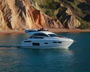 Fairline Flybridge Squadron 48