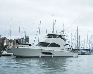 RIVIERA 50 MAIDEN VOYAGE TO HER RICHARDS BAY HOME BERTH