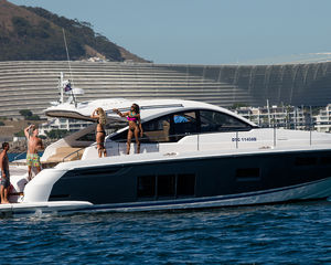 OWN YOUR SHARE OF FAIRLINE 48 IN CAPE TOWN TODAY