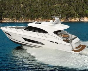 More world-firsts for Riviera's 4800 Sport Yacht and Volvo Penta at Sydney International Boat Show