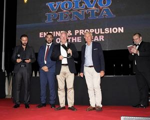 Volvo Penta awarded World Yachts 2016 trophy