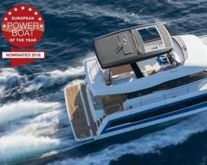 2018 European Power Boat of the Year and Yacht of the Year nominees