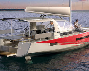 Jeanneau launches the Sun Loft 47 designed for Young People